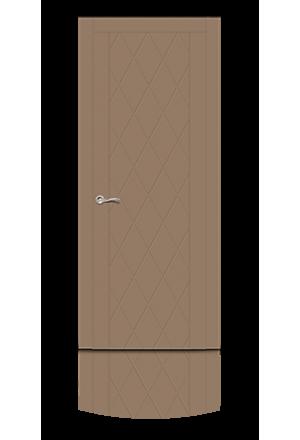 Готика эмаль светлокоричневый