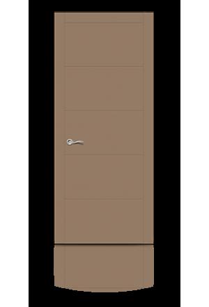 Ортика эмаль светлокоричневый